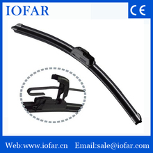 China wiper blade factory no bone u hook turkey auto wiper blade