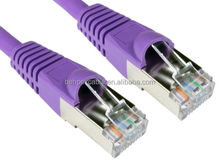 RJ45 SSTP Cat6 Lan Cable Cross Connection with Good Price and High Quality