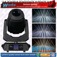 2017 New 10R Spot 280W Beam/Spot/Wash/Zoom Moving Head Light / professional disco light for dj club sharpy 280w 10r moving head
