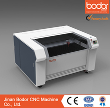 Bodor BCL-1390 low cost plastic laser cutting machine with RECI co2 laser tube
