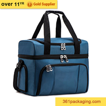 KID outdoor picnic large capacity insulated carry box cooler lunch bag