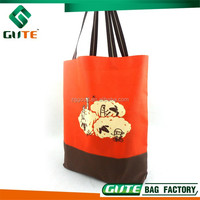 China HOT Style Recyclable shopping bag Sales Promotion Tote with Logo packing bag Eco-friendly PP Non woven gift bag