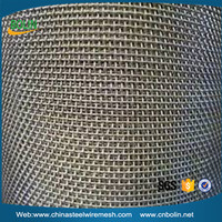 Corrosion resistance pure nickel rotary printing filter wire gauze/wire net