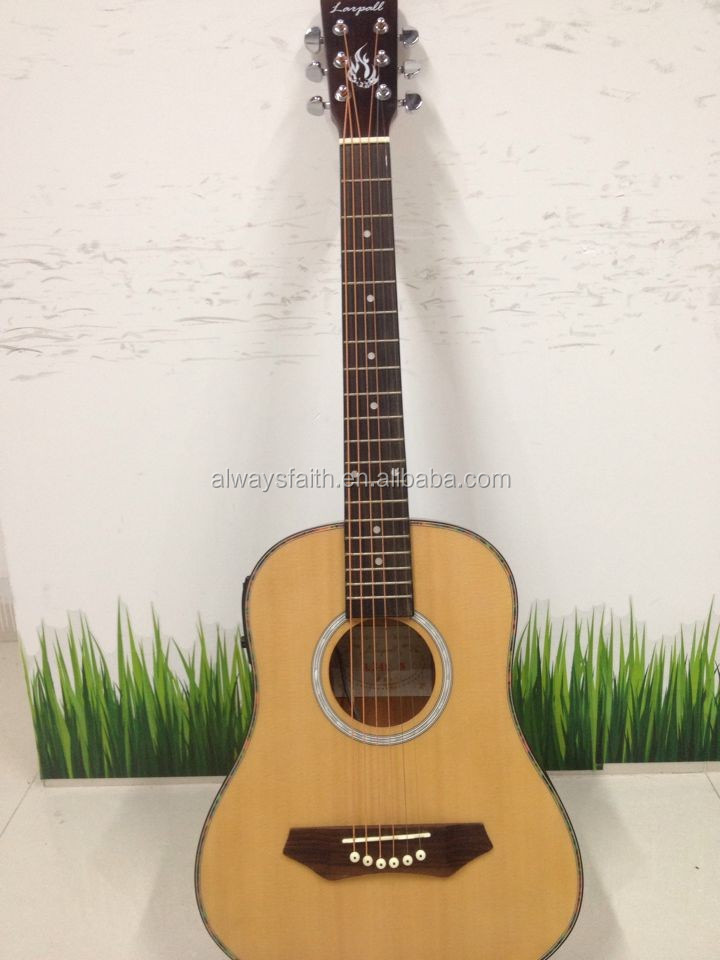 34''student guitar for learn with talent quality G-Q34A