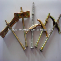 plastic formwork B Form Tie with cone, form tie type