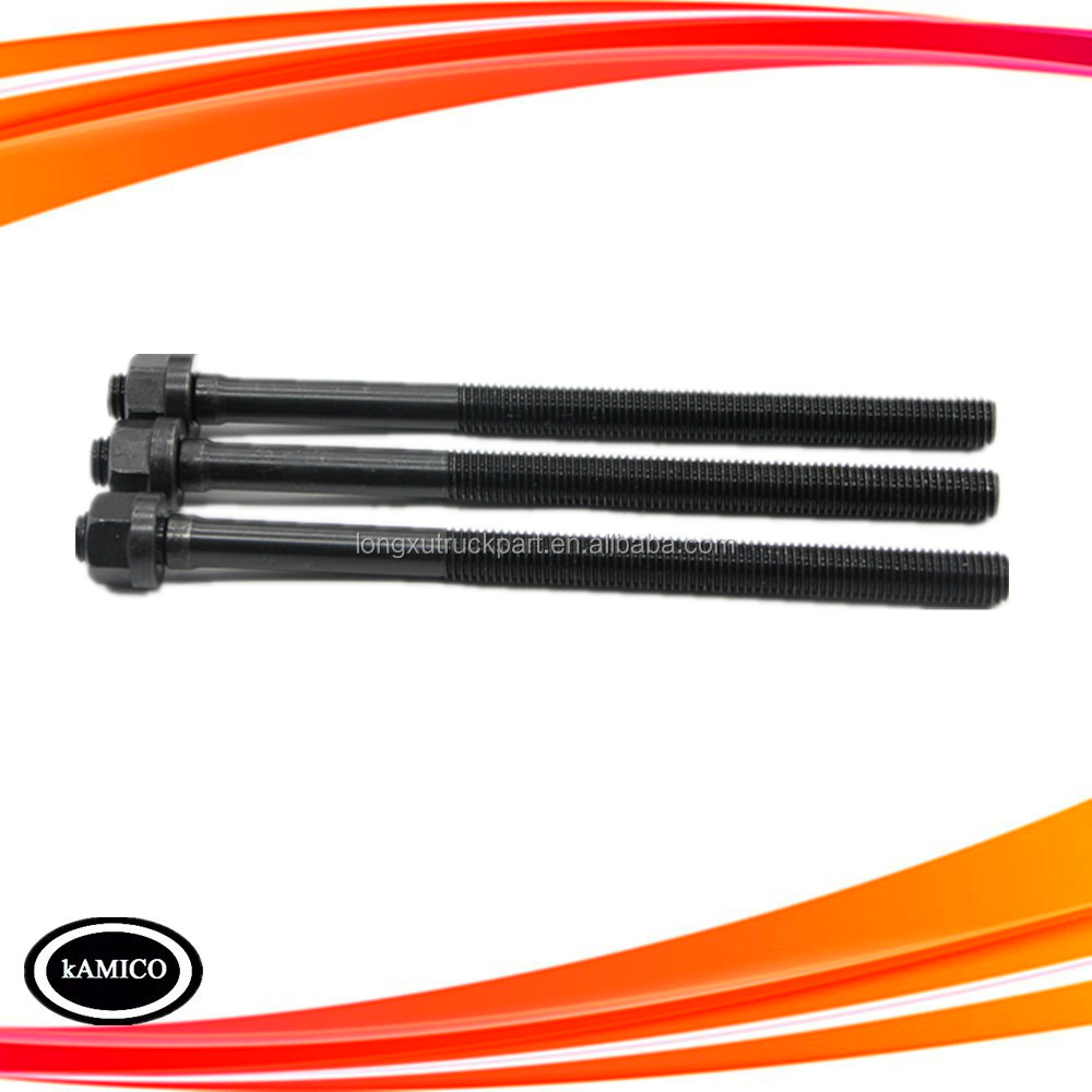 Truck Parts Engine Parts Cylinder head deputy Bolt