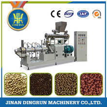 hot sell wet type pet dog food pellet extruder machine