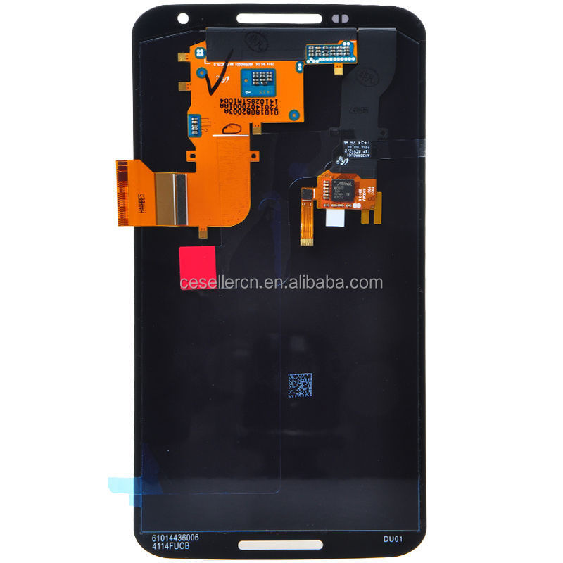 LCD Display Touch Screen Replacement Digitizer for Motorola Google Nexus 6 XT1100 XT1103