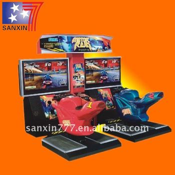 hot sale car High Speed Ride motor racing game machine