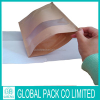 2015Hot Sell Customized Ziplock Coffee Bean Packaging Bags