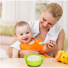 Food grade soft material kids silicone bowl,soft silicone bowl,baby feeding bowl