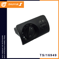 ZHUIYUE Car Parts Factory In China 4B1 941 531D / 4B1 941 531F Auto Car Headlight Switch For AUDI A6/C5