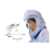 T5 surgical surgeon hood for tryker Steri-Shield helmet