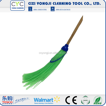 China Wholesale High Quality plastic grass broom