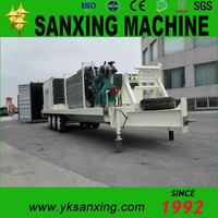 NO-GIRDER ARCH ROOF QSPAN BUILDING MACHINE/BEAMLESS STEEL ARCH ROOF SANXING K Q SPAN MACHINE