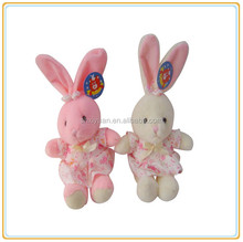 2014 most famous pink rabbit plush toy animals