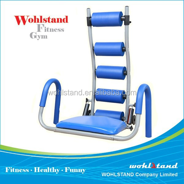 AB Twister Exercise Machine Abdominal Muscle Trainer Ab Exercise Chair