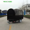 hot sale competitive price high quality mobile food carts