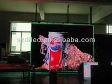 high definition p4 outdoor smd full color led scrolling message screen display