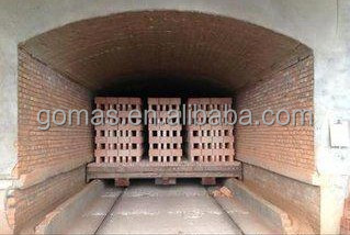 Tunne kiln and hoffman kiln building project