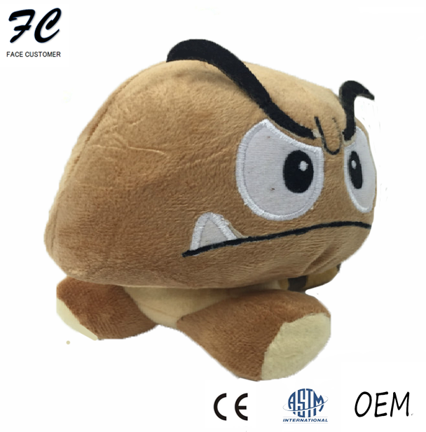 Hot selling stuffed plush toy custom with CE certificate