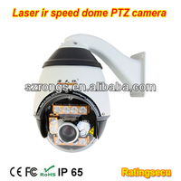 intelligent long distance ir laser ptz camera