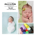 2016 Newborn Photography Wraps Fringed Blanket Wraps Rayon Wraps Baby Photo Prop 80g