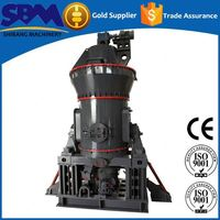 SBM New Type Cement Plant For