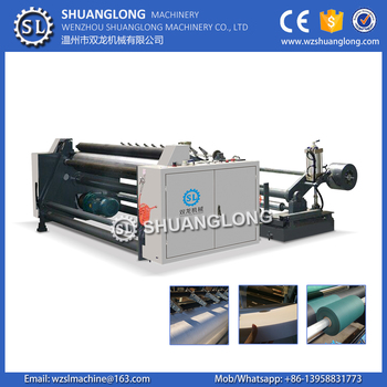 Nonwoven Fabric Slitting Machine