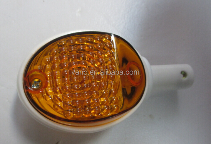 Motorcycle Simson turn signal light