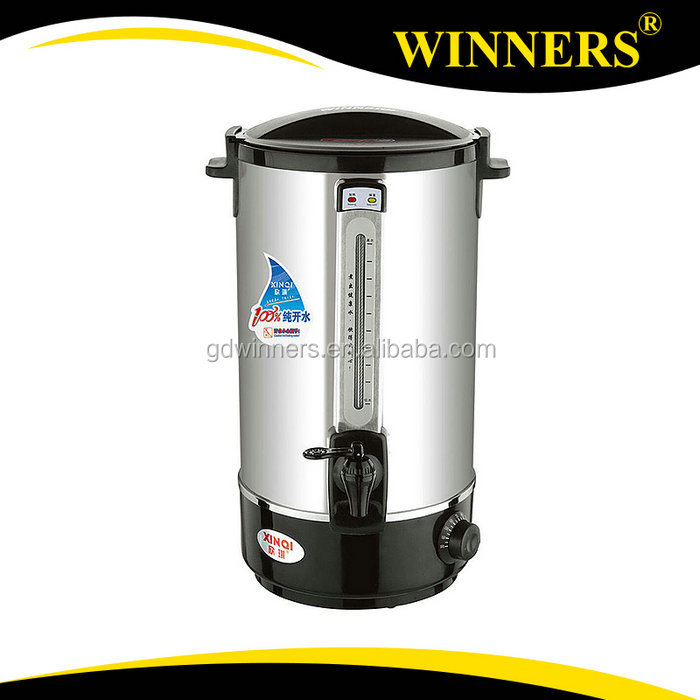 Hot Sale 25L Stainless Steel Electric Commercial Water Urn for Restaurant
