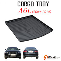 For AUDI A6L floor mat water proof trunk tray / bootliner / Auto Accessories