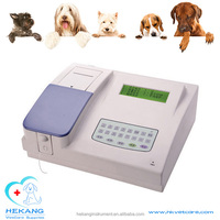 The leading market portable Light Veterinary clinical dry chemistry analyzer