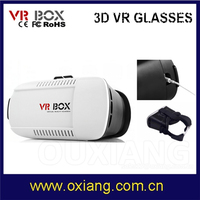 new products vr 3d glasses for sexy movie Attractive 3d vr box 2016 vr glasses xnxx movies
