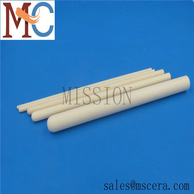 Industry 99 Alumina Ceramic Thermocouple Protection Heat Tube