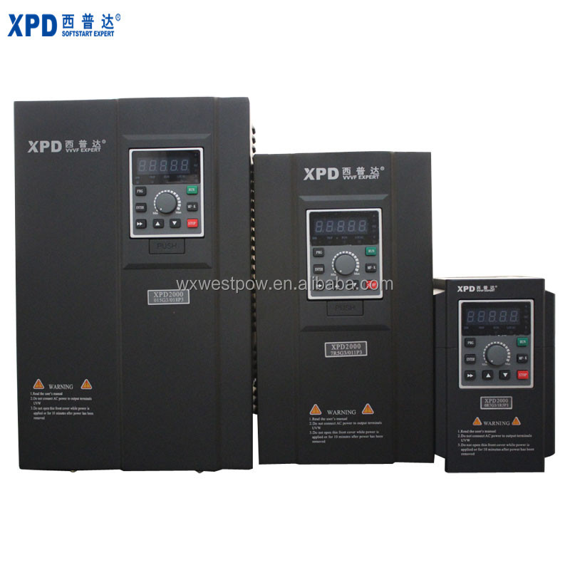 Wall Hanging High Power 185Kw Ac Variable Vector Frequency Inverter