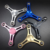 Good quantity Metal Fidget Spinner Aluminum Alloy Fidget Hand Spinner Toys Fingertip Gyro Adult decompression toys