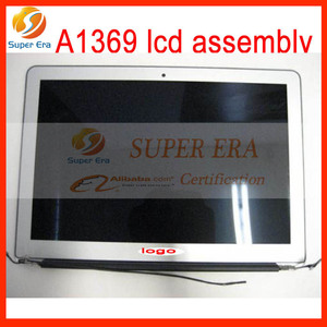 "13""Complete LED LCD Screen Assembly Display For Apple Macbook Air A1369 661-6056"