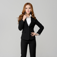 Latest Ladies Custom Made Business Office 3pcs Suit Jacket Pants Fashion Suits