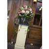 Indoor decoration roman pillar for bulk sale