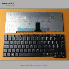 Replacement for Samsung Laptop Keyboard X20 X25 X40 X50 etc. Portuguese Black