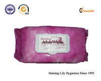 hot sell Disposable after sex clean wipes/tissues/towels sex care products