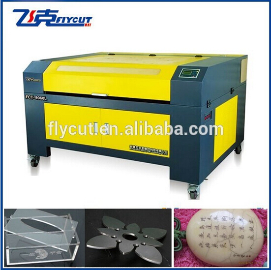 China suppliers Co2 laser engraving for wood, acrylic, fabric, cnc laser engraving machine with best