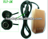 TLT-2K GPS/GSM car tracker applies to motorcycles,electric golf carts private cars built-in antennae integrated