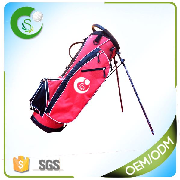 Light Weight Customized Golf Bag With Stand
