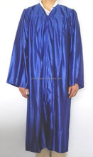 Boys School Uniform Graduation cap and Gown in Polyester Material and OEM Service