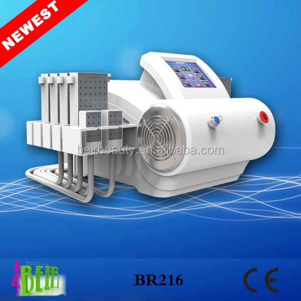 Beir beauty latest 4 D 528 diodes lipo laser slimming liposuction laser weight loss therapy