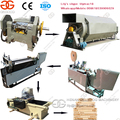 Tongue Depressor Making Production Line/Coffee Stick Making Machine