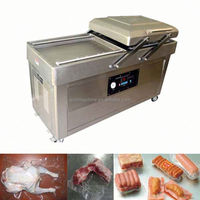 good quality fresh food meat vacuum packaging machine