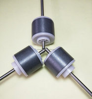35x25 Injection Permanent Magnetic Rotor with Shaft 5mm for Dishwasher Drainage Pump Motor